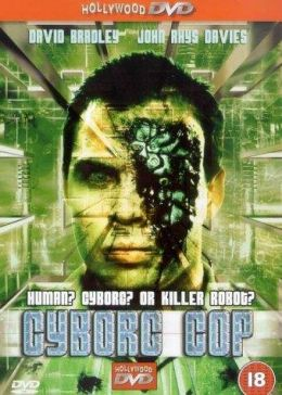"""Постер к фильму """"Киборг-полицейский"""" /Cyborg Cop/ (1993)"""