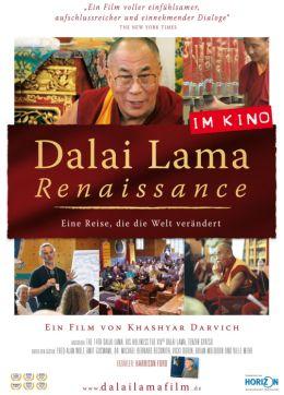 """Постер к фильму """"Ренессанс Далай-Ламы"""" /Dalai Lama Renaissance/ (2007)"""