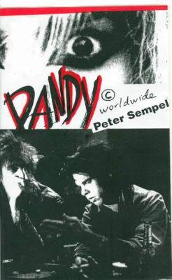 """Постер к фильму """"Данди"""" /Dandy/ (1988)"""