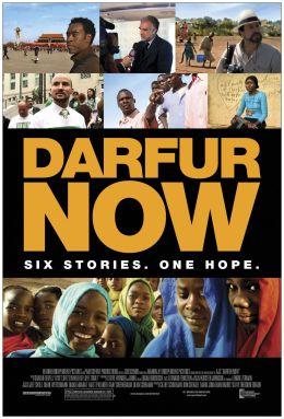 """Постер к фильму """"Дарфур сегодня"""" /Darfur Now/ (2007)"""
