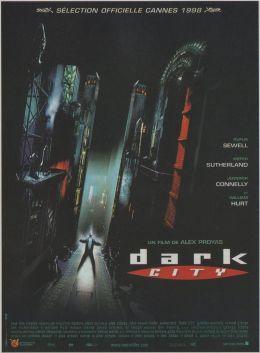 """Постер к фильму """"Темный город"""" /Dark City/ (1998)"""