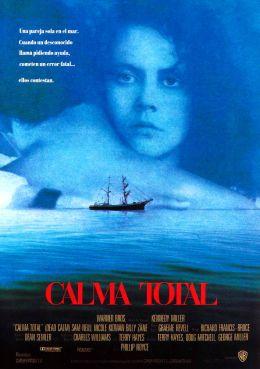 """Постер к фильму """"Мертвый штиль"""" /Dead Calm/ (1989)"""