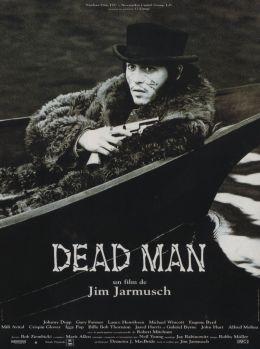 """Постер к фильму """"Мертвец"""" /Dead Man/ (1995)"""