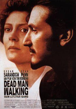 """Постер к фильму """"Мертвец идет"""" /Dead Man Walking/ (1995)"""