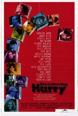 """Постер к фильму """"Разбирая Гарри"""" /Deconstructing Harry/ (1997)"""