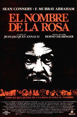 """Постер к фильму """"Имя розы"""" /Der Name der Rose/ (1986)"""
