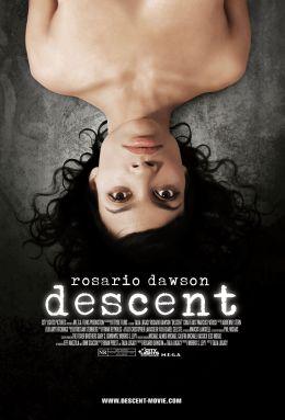 """Постер к фильму """"Падение"""" /Descent/ (2007)"""
