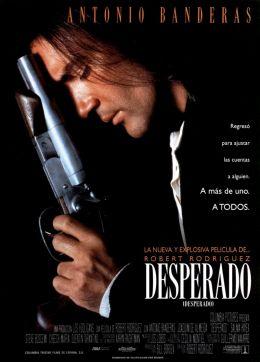 """Постер к фильму """"Отчаянный"""" /Desperado/ (1995)"""