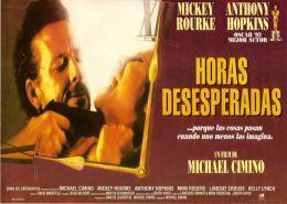 """Постер к фильму """"Часы отчаяния"""" /Desperate Hours/ (1990)"""