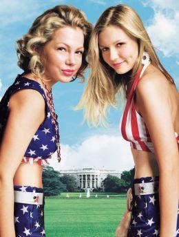 "Постер к фильму ""Подруги президента"" /Dick/ (1999)"