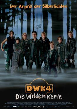 """Постер к фильму """"Дикая банда 4"""" /Die wilden Kerle 4/ (2007)"""
