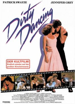 """Постер к фильму """"Грязные танцы"""" /Dirty Dancing/ (1987)"""