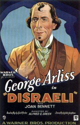 """Постер к фильму """"Дизраэли"""" /Disraeli/ (1929)"""
