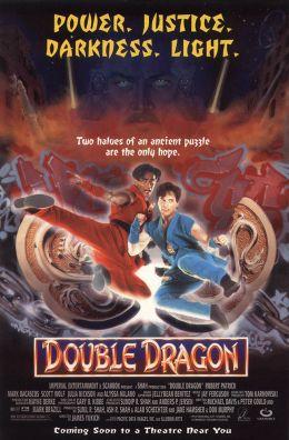 """Постер к фильму """"Двойной дракон"""" /Double Dragon/ (1994)"""