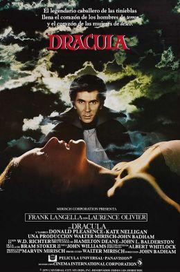 """Постер к фильму """"Дракула"""" /Dracula/ (1979)"""