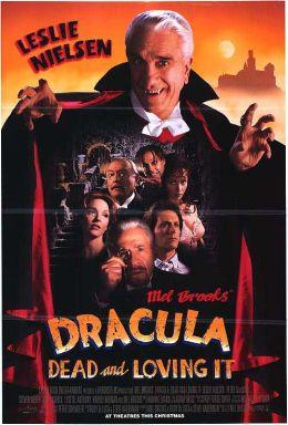 """Постер к фильму """"Дракула: Мертвый и довольный"""" /Dracula: Dead and Loving It/ (1995)"""