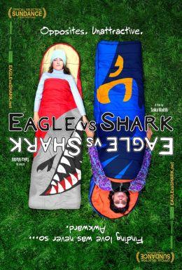 "Постер к фильму ""Орел против акулы"" /Eagle vs Shark/ (2007)"