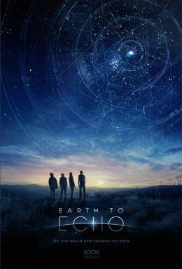 """Постер к фильму """"Внеземное эхо"""" /Earth to Echo/ (2014)"""