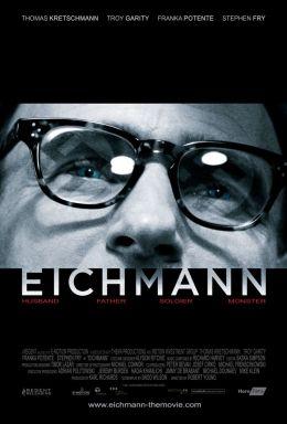 """Постер к фильму """"Эйхман"""" /Eichmann/ (2007)"""