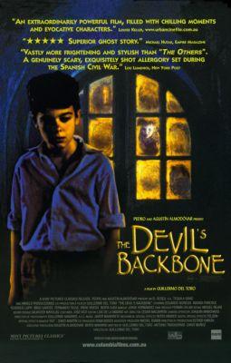 """Постер к фильму """"Хребет дьявола"""" /El espinazo del diablo/ (2001)"""