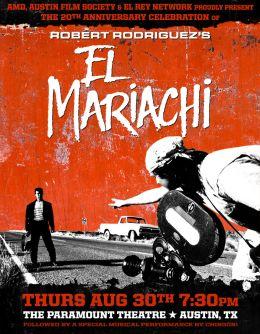 """Постер к фильму """"Музыкант"""" /El mariachi/ (1992)"""