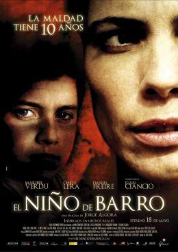 """Постер к фильму """"Грязный мальчик"""" /El nino de barro/ (2007)"""