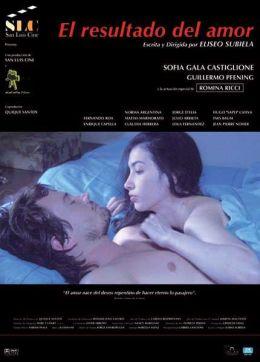 """Постер к фильму """"Воздействие любви"""" /El resultado del amor/ (2007)"""