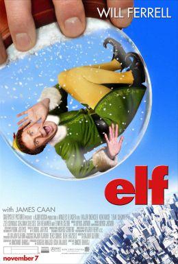 """Постер к фильму """"Эльф"""" /Elf/ (2003)"""
