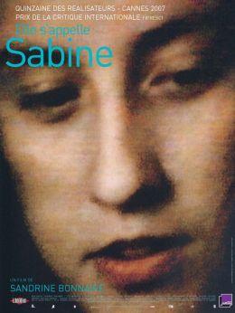 "Постер к фильму ""Ее зовут Сабина"" /Elle s'appelle Sabine/ (2007)"