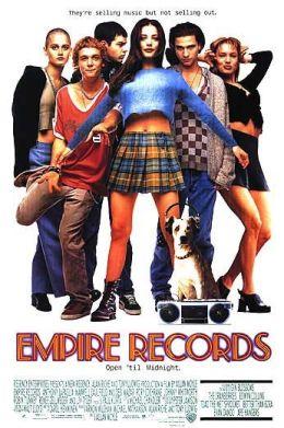 """Постер к фильму """"Магазин «Империя»"""" /Empire Records/ (1995)"""