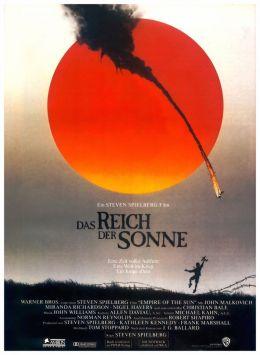 """Постер к фильму """"Империя Солнца"""" /Empire of the Sun/ (1987)"""