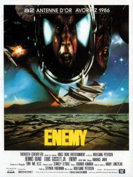 "Постер к фильму ""Враг мой"" /Enemy Mine/ (1985)"