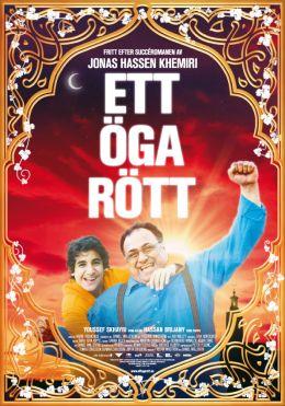 """Постер к фильму """"Один глаз красный"""" /Ett oga rott/ (2007)"""