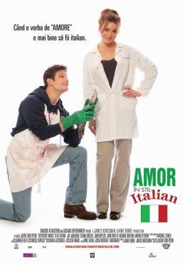 """Постер к фильму """"Все хотят быть итальянцами"""" /Everybody Wants to Be Italian/ (2007)"""