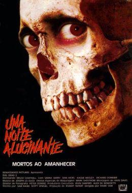 """Постер к фильму """"Зловещие мертвецы 2"""" /Evil Dead II/ (1987)"""