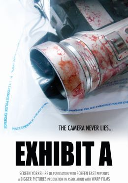 """Постер к фильму """"Выставка"""" /Exhibit A/ (2007)"""