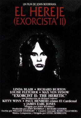 "Постер к фильму ""Изгоняющий дьявола 2: еретик"" /Exorcist II: The Heretic/ (1977)"
