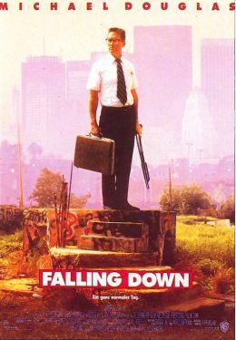 """Постер к фильму """"С меня хватит!"""" /Falling Down/ (1993)"""