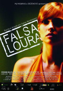 """Постер к фильму """"Фальшивая блондинка"""" /Falsa Loura/ (2007)"""
