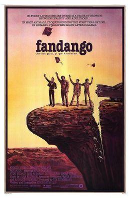 """Постер к фильму """"Фанданго"""" /Fandango/ (1985)"""
