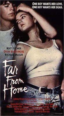 """Постер к фильму """"Вдали от дома"""" /Far from Home/ (1989)"""