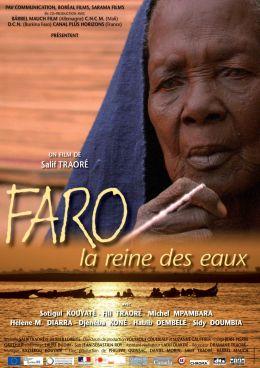 """Постер к фильму """"Фару, богиня воды"""" /Faro, la reine des eaux/ (2007)"""