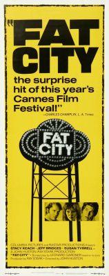"""Постер к фильму """"Жирный город"""" /Fat City/ (1972)"""