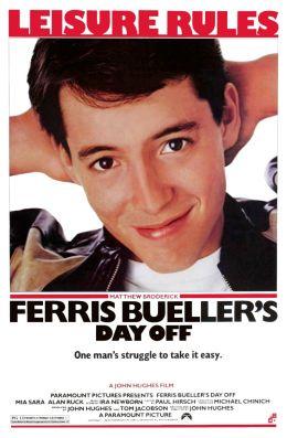 """Постер к фильму """"Выходной день Ферриса Бьюллера"""" /Ferris Bueller's Day Off/ (1986)"""