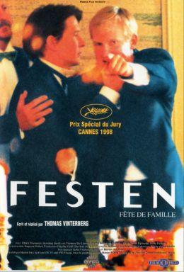 """Постер к фильму """"Торжество"""" /Festen/ (1998)"""