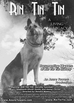 """Постер к фильму """"Приключения пса"""" /Finding Rin Tin Tin/ (2007)"""