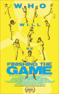 """Постер к фильму """"Завершая игру"""" /Finishing the Game: The Search for a New Bruce Lee/ (2007)"""