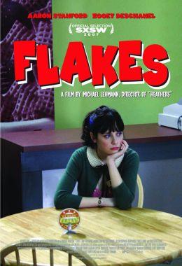 """Постер к фильму """"Хлопья"""" /Flakes/ (2007)"""