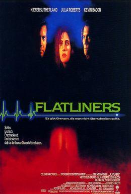 """Постер к фильму """"Коматозники"""" /Flatliners/ (1990)"""