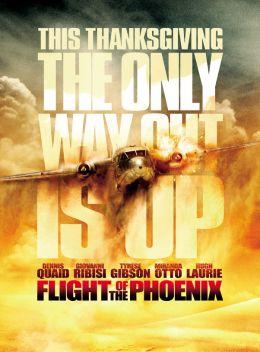 """Постер к фильму """"Полет Феникса"""" /Flight of the Phoenix/ (2004)"""
